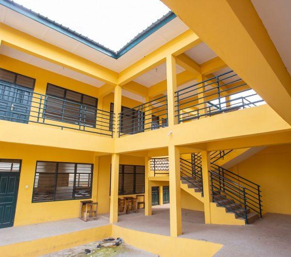 12-Unit Classroom Block1