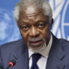 Joint Special Envoy Kofi Annan spoke with the media at the United Nations Office at Geneva following the June 30, 2012 Meeting of the Action Group for Syria.